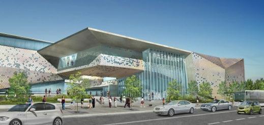 新疆市政文化展览和活动中心图片