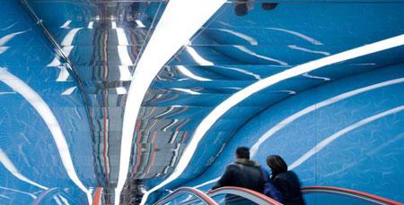 壁纸 海底 海底世界 海洋馆 水族馆 450_229