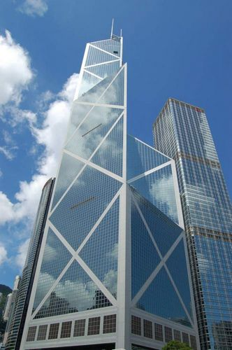 香港中国银行大厦/