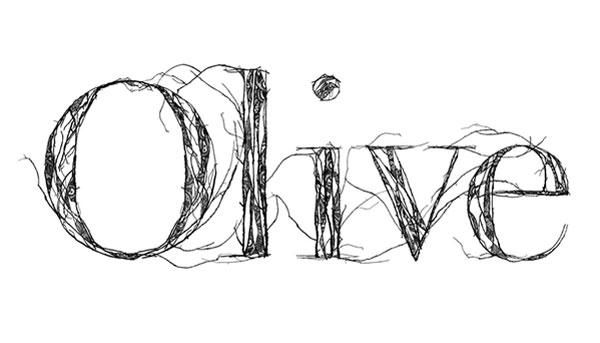 手绘字体版式设计