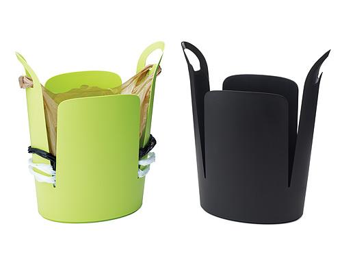 叠加垃圾桶创意设计
