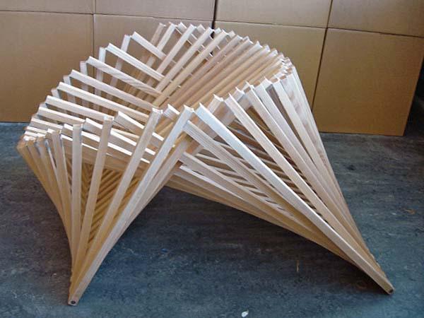 折叠桌椅设计