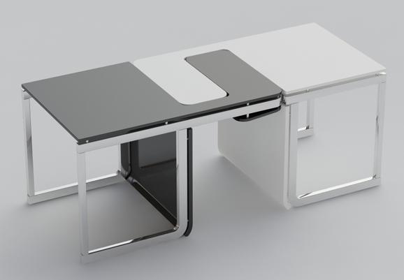 多功能组合家具设计