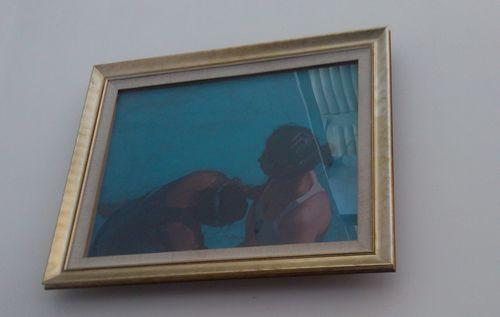 清华大学美术学院2012届本科生毕业作品展绘画系作品