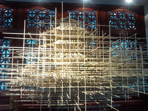清华大学美术学院2012届本科生毕业作品展雕塑系作品(五)