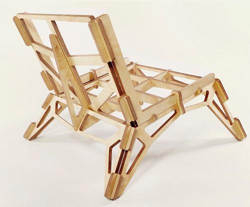 框架结构家具设计