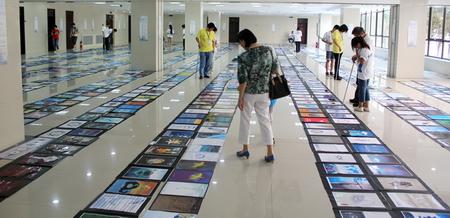 全国大学生海洋文化创意设计大赛获奖作品评审圆满结束