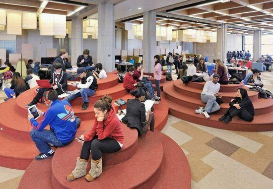 约克大学公共学习空间
