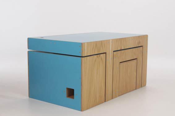 多功能家具_restyle多功能组合家具设计