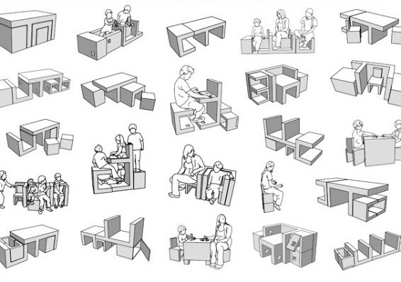 restyle多功v项目家具设计项目广告设计网络图片