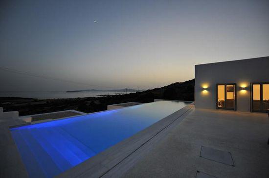 希腊帕罗斯岛度假别墅
