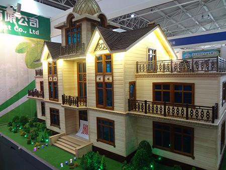 木结构展览会于2013年3月15日在北京全国农业展览馆