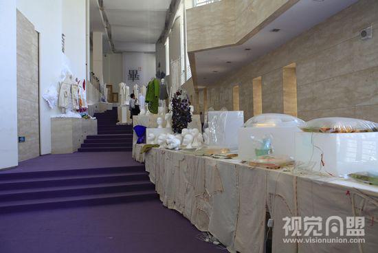中央美术学院2013年本科生毕业展之时装设计