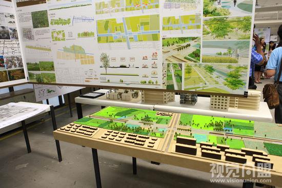 环境艺术设计系本科生毕业作品展在清华大学美术学院