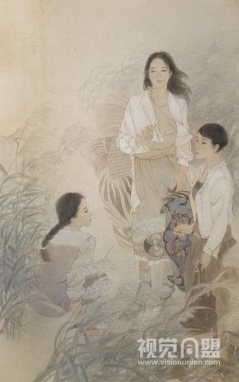 广州美术学院中国画学院作品欣赏(一)图片
