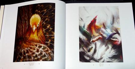 """希望本画册不仅仅是对""""共生""""野生动物cg艺术精英邀请"""