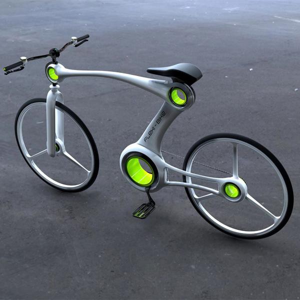 flexi概念自行车设计-hoon yoon