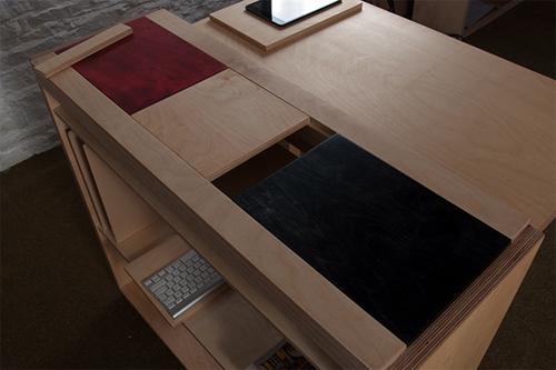平板电脑桌_