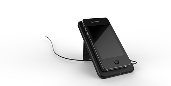 最小手机无线充电器设计