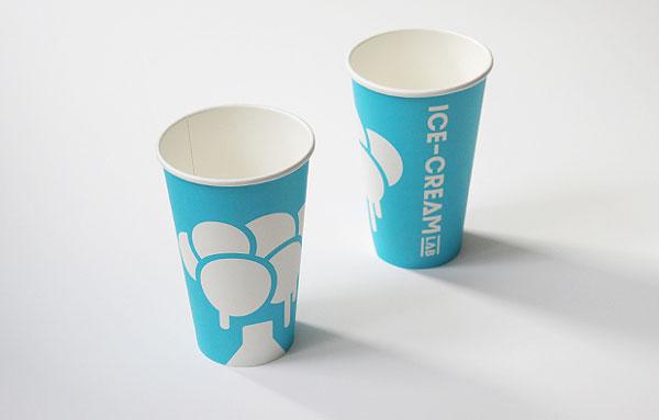 美国冰淇淋实验室品牌形象设计