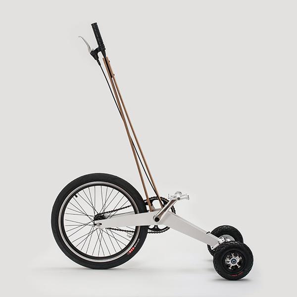 halfbike自行车创意设计