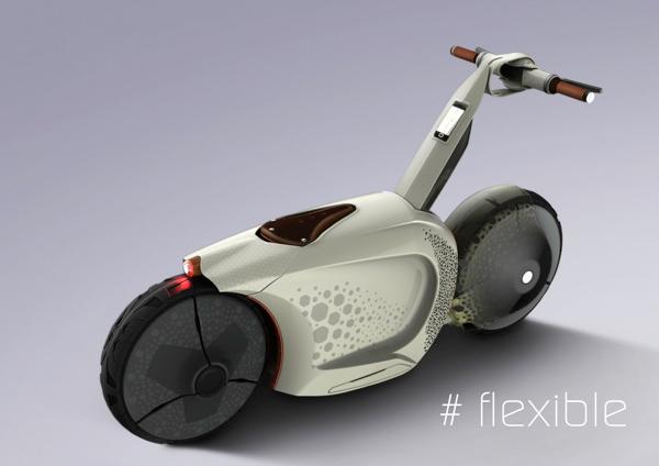 最新摩托车创意设计