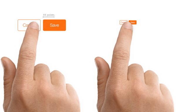 不容错过 IOS7 UI设计的十大准则 UI博客精选