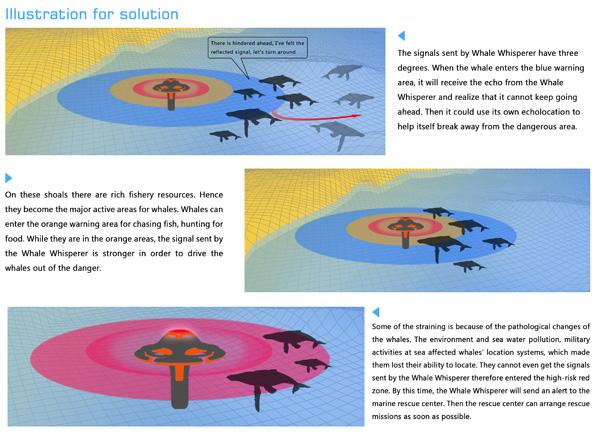 保护鲸鱼设备设计图片