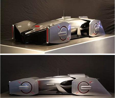 第二届 荣威MG杯 大学生汽车设计大赛大奖作品高清图片