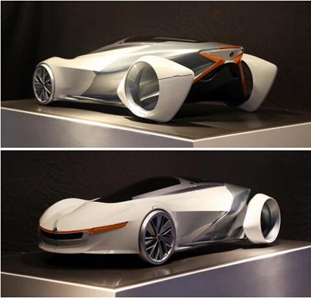 工业设计系,非常荣幸能够入围mg90汽车设计大赛15强