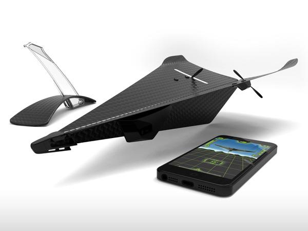 人飞机,超级强硬的碳纤维机身
