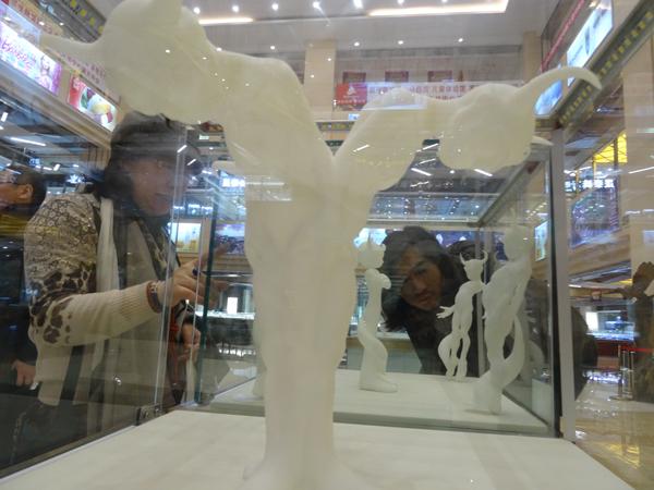 """山东工艺美术学院""""3D打印工作坊""""作品展览"""