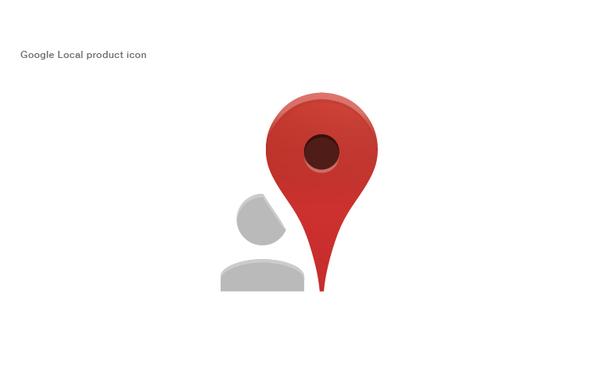 中国地图海报_Google地图产品图标设计 - 视觉同盟(VisionUnion.com)