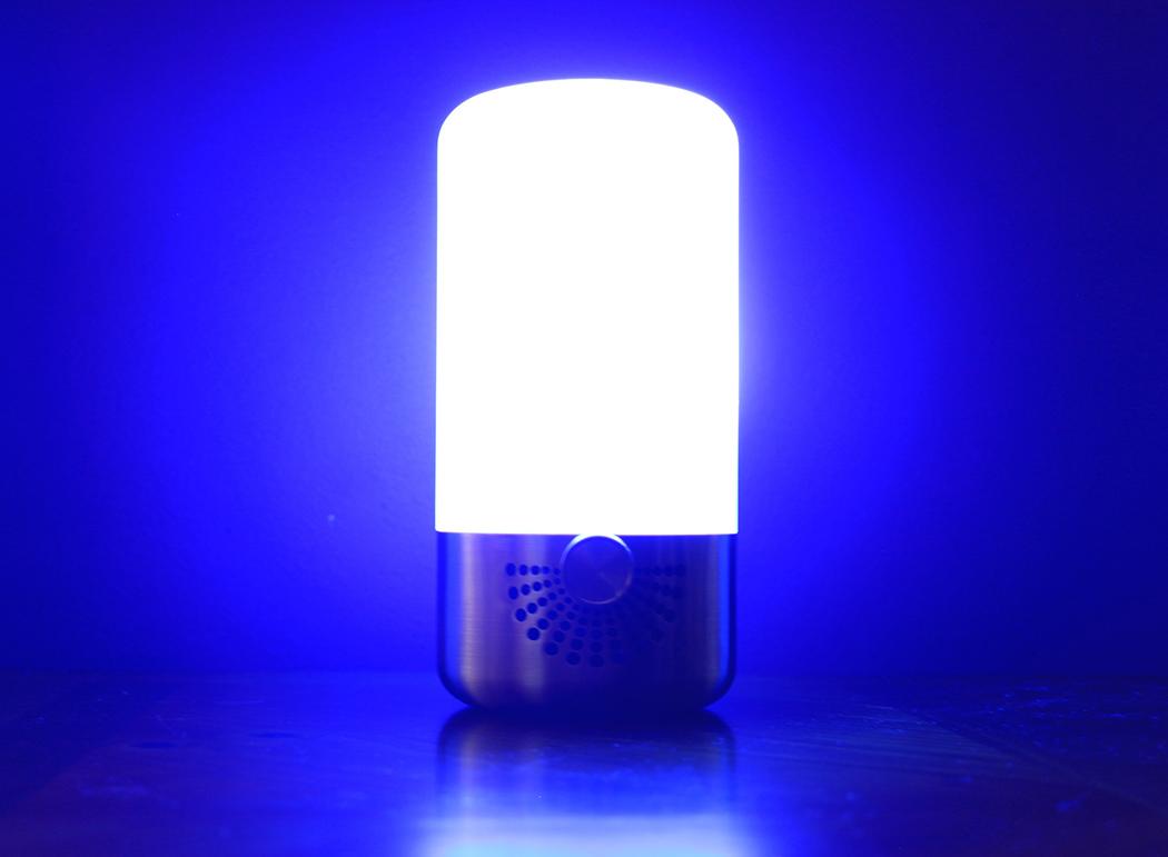多功能智能台灯设计图片