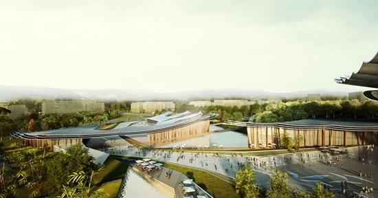 竹结构建筑设计方案