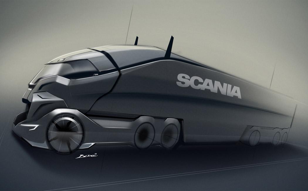 概念卡车设计quantum Levitate 视觉同盟 Visionunion Com