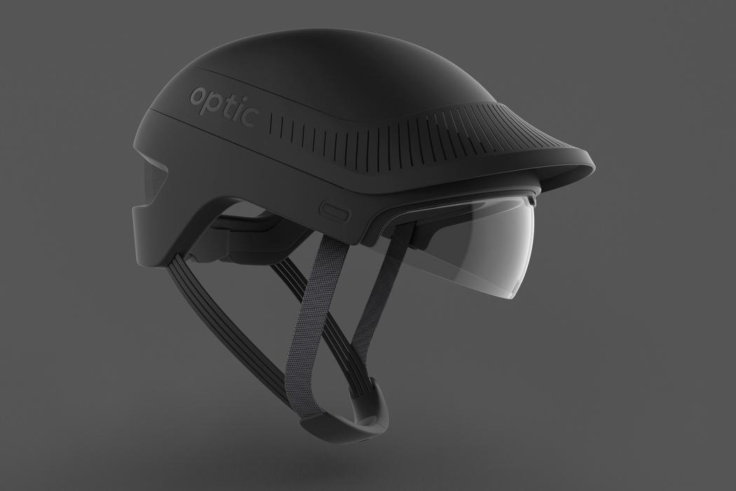 工业设计手绘头盔