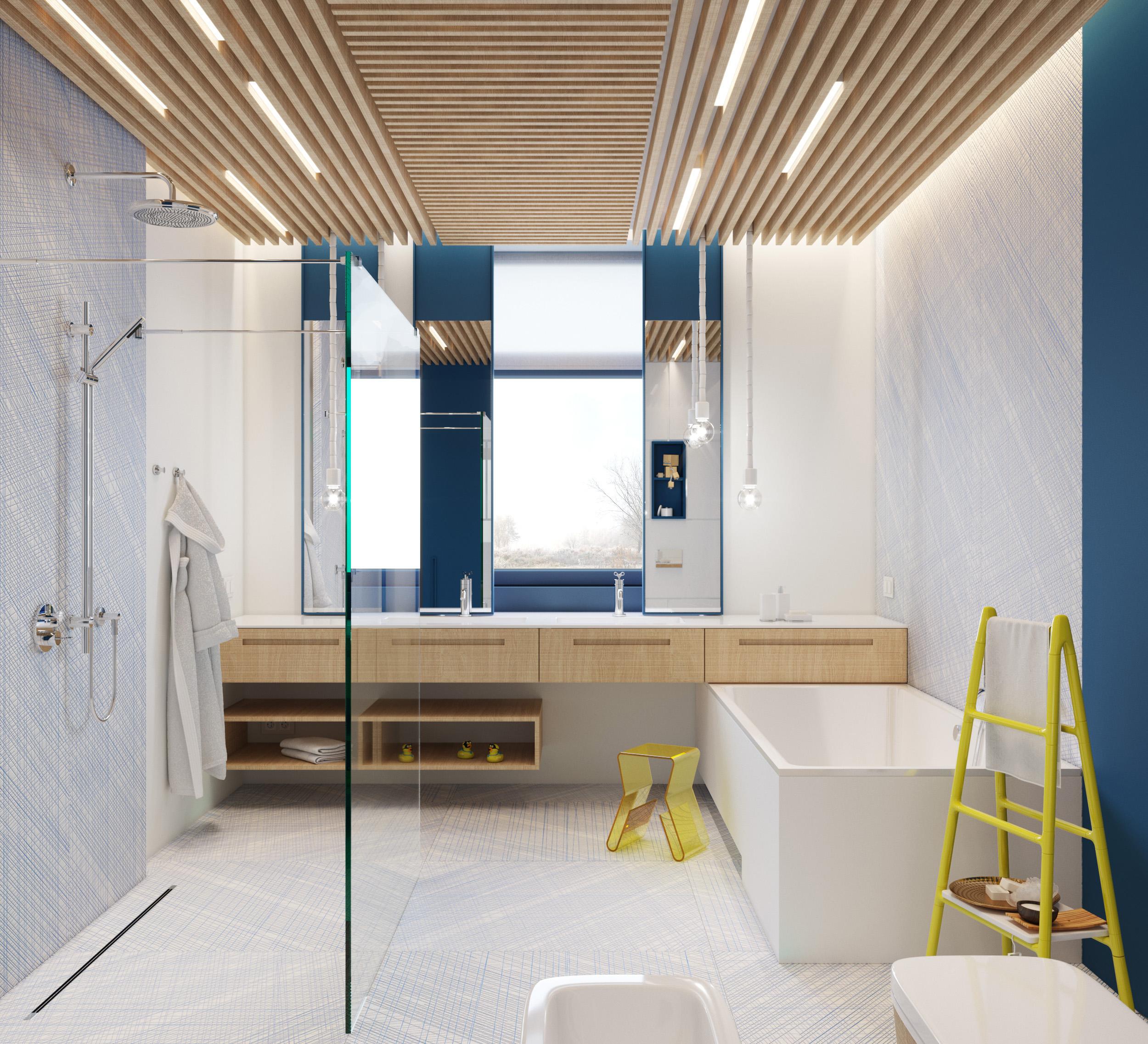 莫斯科私人住宅室内设计欣赏