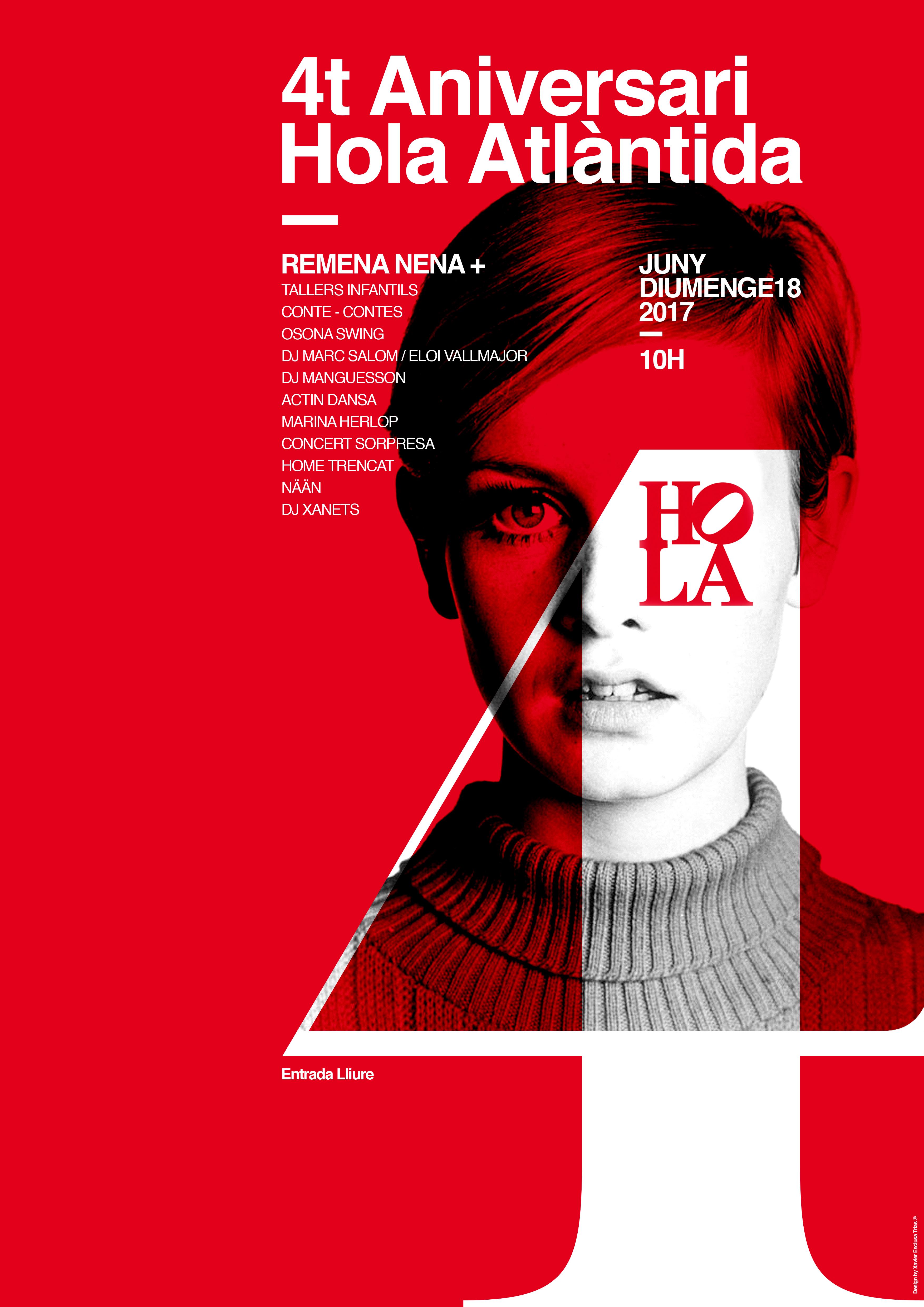 西班牙设计师Xavier Esclusa Trias海报设计
