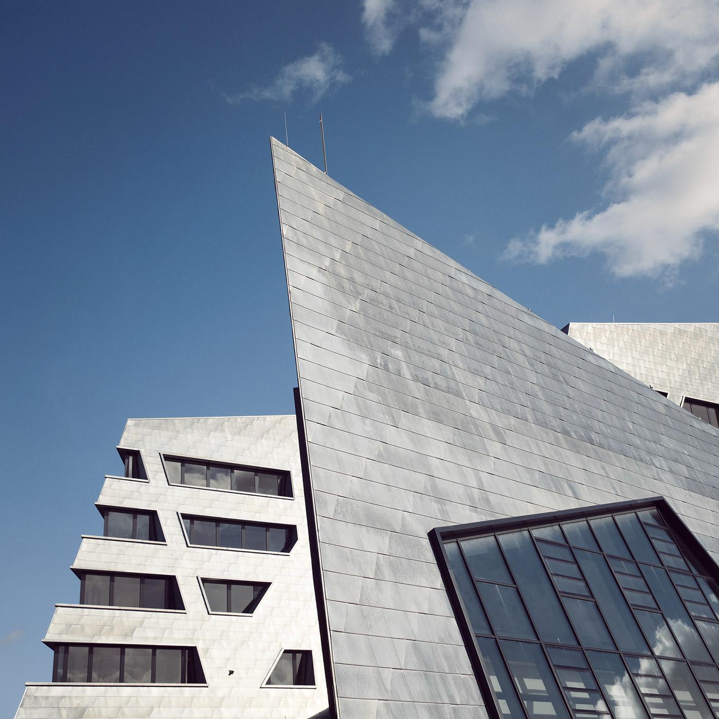 国际资讯_德国建筑设计师Sebastian Weiss建筑外观系列《Dramatis personae III ...