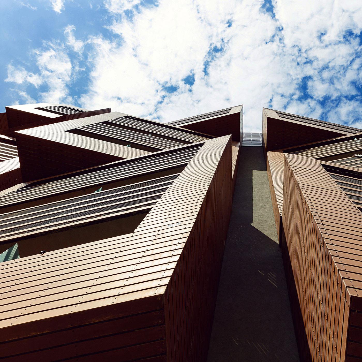 财经资讯_德国建筑设计师Sebastian Weiss建筑外观系列《Dramatis personae III ...