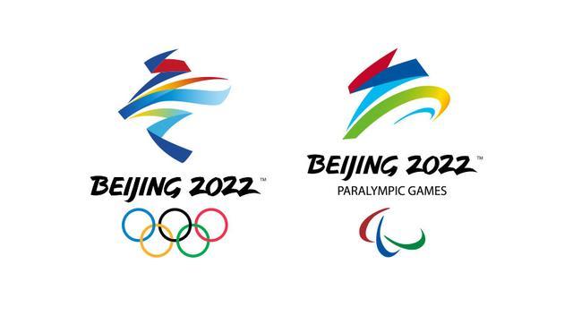 2022年北京冬奥会会徽和冬残奥会会徽发布图片