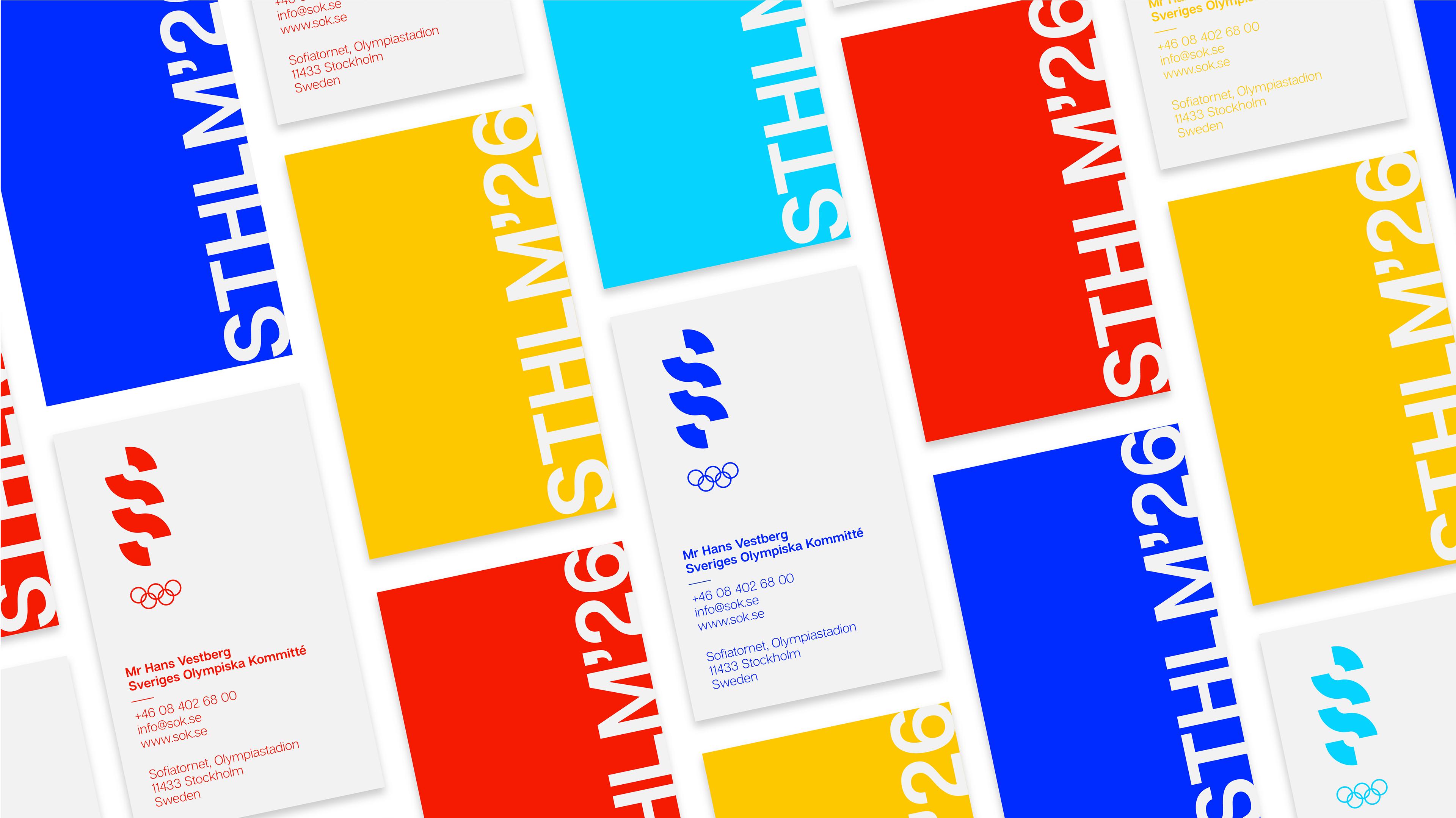 北京奥运会体育项目_瑞典斯德哥尔摩2026年冬季奥运会视觉识别系统设计 - 视觉同盟 ...