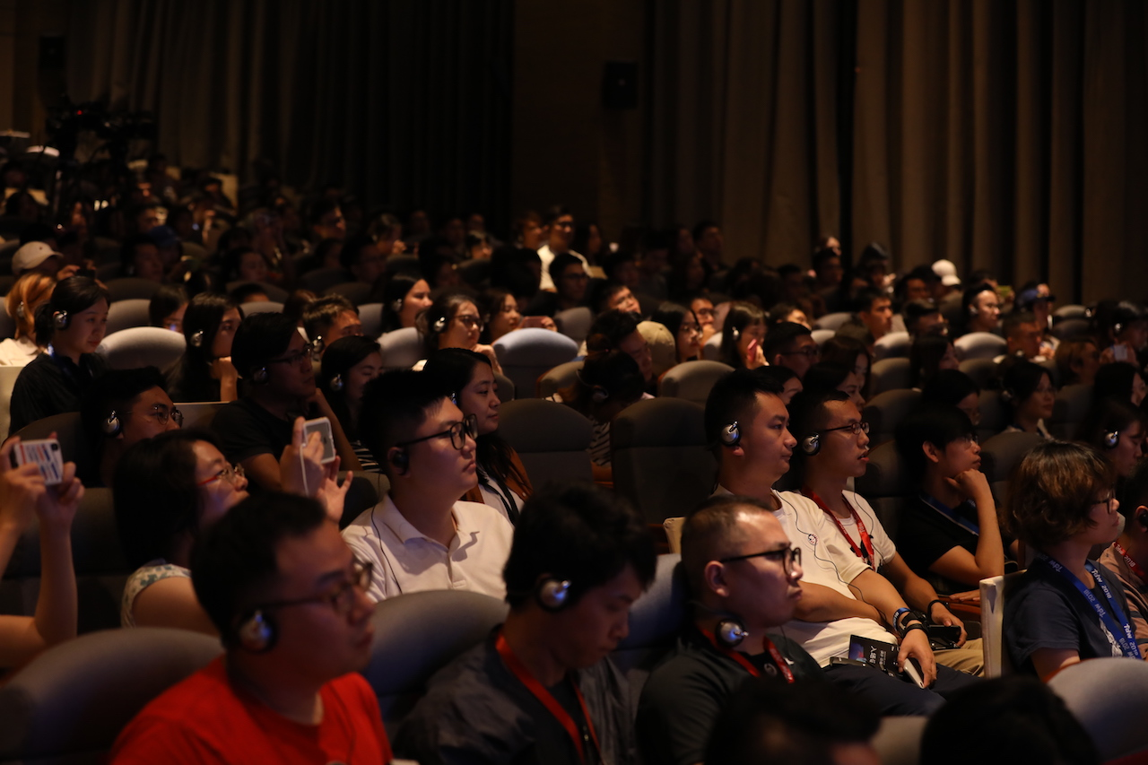 2018第三届(TDW)腾讯设计峰会在深圳举行