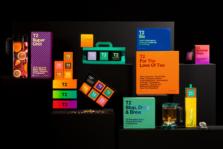 财经资讯_澳大利亚T2茶2018系列包装设计 - 视觉同盟(VisionUnion.com)