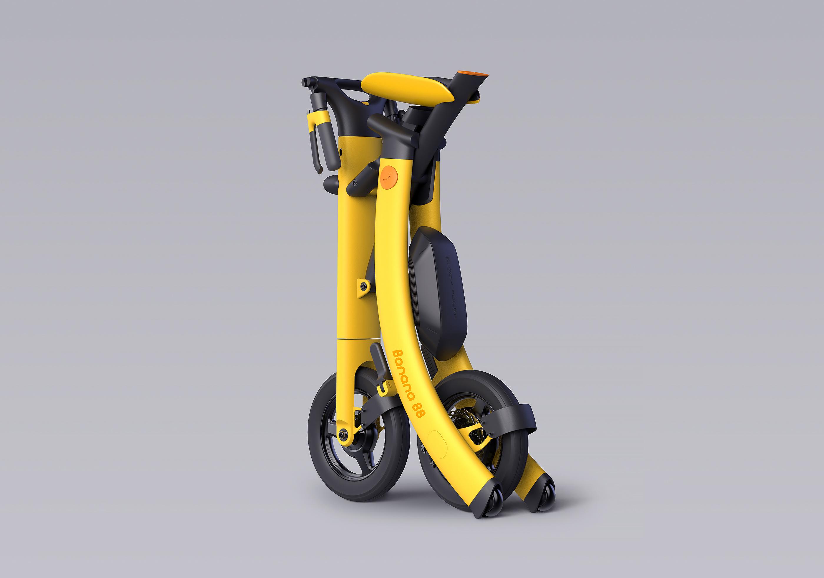 体育资讯_电动折叠滑板车Banana 88 - 视觉同盟(VisionUnion.com)