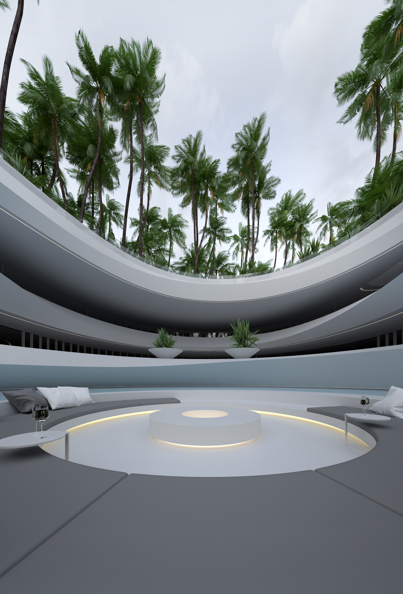 全球资讯_俄罗斯建筑设计师Roman Vlasov 689概念建筑设计 - 视觉同盟(VisionUnion.com)