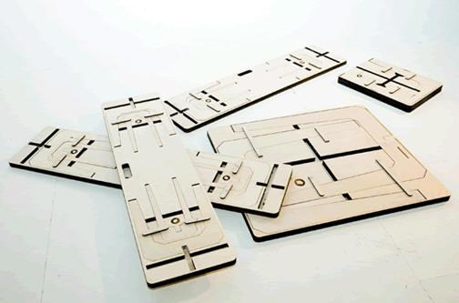 nick jordan家居产品设计