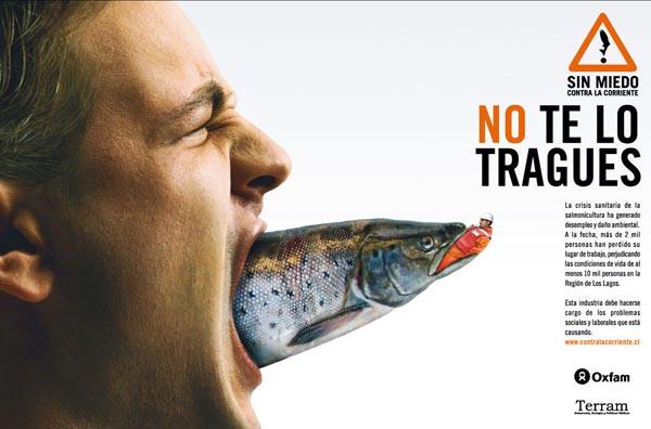 oxfam 平面广告设计图片
