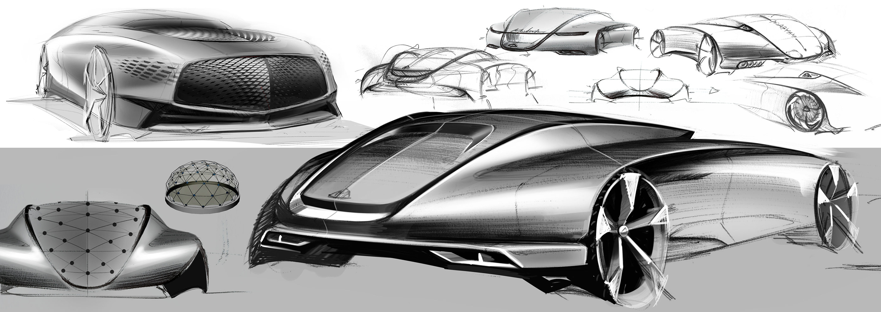 全球资讯_迈巴赫Opera概念车设计 - 视觉同盟(VisionUnion.com)